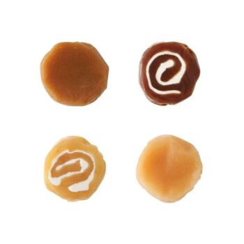 Sugar-Free Caramel Lovers Soft Toffees with Vitamin D (10 toffees)