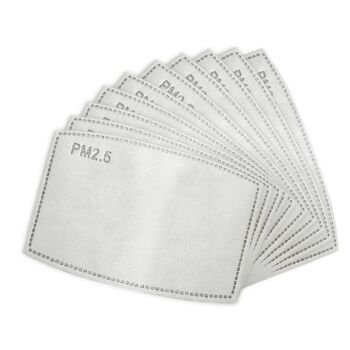 Regal by Anh PM2.5 Rated Activated Carbon Filters (10 Pack)