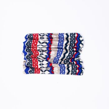 Active Snood  (Facemask for Exercise) - Aztec