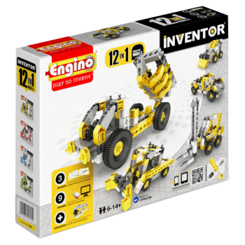 Inventor 12 Models Industrial | By  Engino