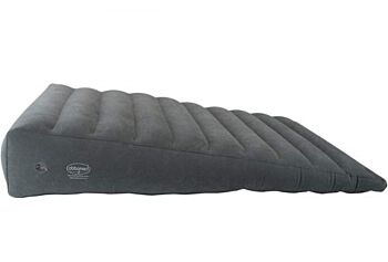 Extra Large Inflatable Bed Wedge Pillow, Pump & Storage Bag Included