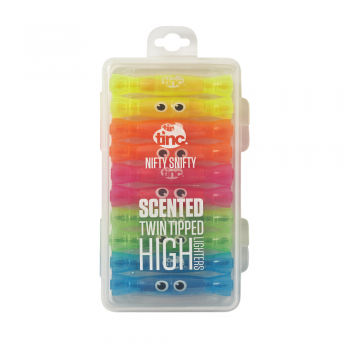 Tinc Nifty Snifty Double Tipped Highlighters