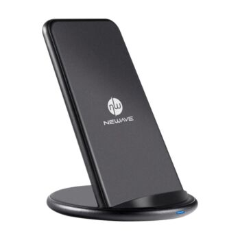 NEWAVE 10W Qi Wireless Charger Fast Charging Stand