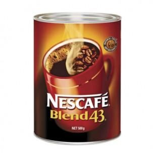 Coffee Instant Blend 43 500G