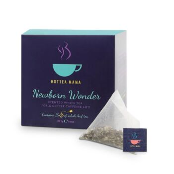 Newborn Wonder - Our scented white tea makes the perfect new baby gift