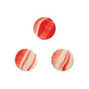 Sugar-Free Peppermint Hard Lollies with Fibre