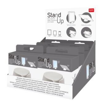 Stand Up - Universal Desk Support - Display Pack of 10 Pieces