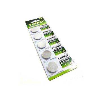 5x CR2032 3V Lithium Cell Battery Button Batteries Coin Blister For Toys Watches