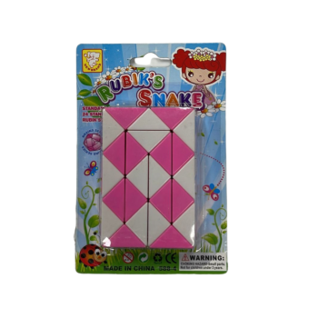 Rubik's Snake Puzzle Cube For Kids