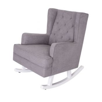 Icarus Rocking Chair - Grey