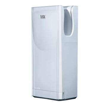 Automatic High Speed White Brushless Motor Hand Dryer MY-1-205S
