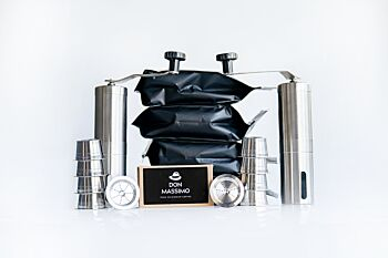Caffitaly Reusable Coffee Pod Package