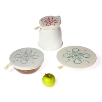 HALO    Dishcover Small Set - Utensils - by Gabriele Jacobs