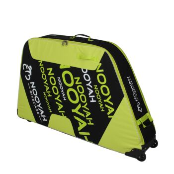 NOOYAH Bike Bicycle Air Road Travel Bag Case Mountain Road Ebike with Internal Padding Protection - Bk007s