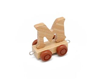 CARRIAGE LETTER M