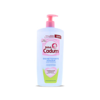 Bebe Cadum Hair And Body Wash For Baby Maxi Format 750ml