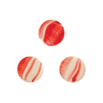 Sugar-Free Peppermint Hard Lollies with Dietary Fibre (24 lollies)