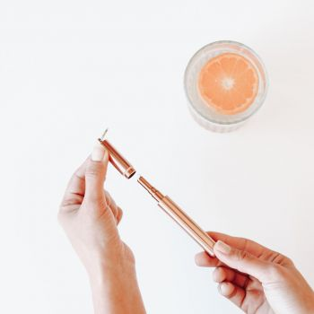 COLLAPSIBLE STRAW | REUSABLE STRAW