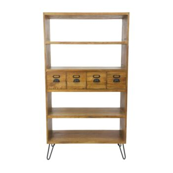 CTR Imports Lila Bookcase