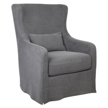 Riviera Slip Cover Occasional Chair
