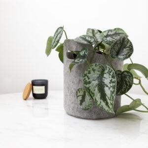 THE JOINERY | Planter Basket - Grey