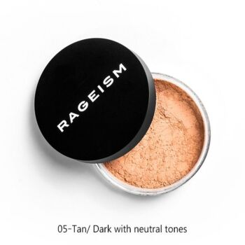 Rageismbeauty Loose Powder Mineral Foundation (7g)