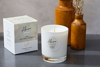 Soy Wax Candle Pineapple and Coconut - 220g