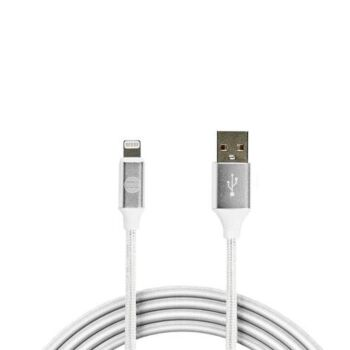 Our Pure Planet Charge & Sync Lightning cable, 1m