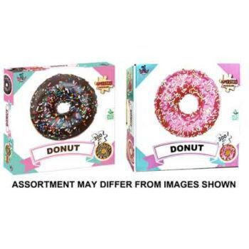 SuperSized Puzzles Donut 300pce ( ONLY SOLD in Display of 6 )