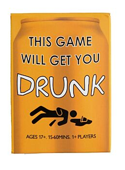 This Game Will Get You Drunk