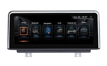 Android 10 GPS For BMW 1 Series 2011-2016 System Car Play Bluetooth Car Player Navigation Radio Stereo