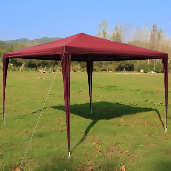 3'3 MARQUEE RED