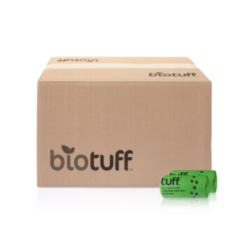 Biotuff Dog Waste Bags - Compostable Refill