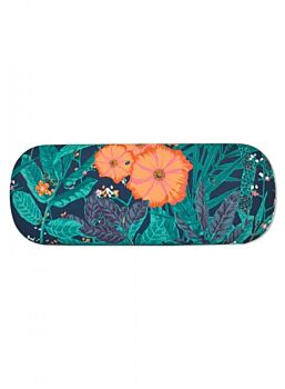 Glasses Case Tropical Hybiscus