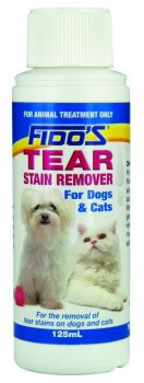 FIDOS TEAR STAIN REMOVER 125ML P8800