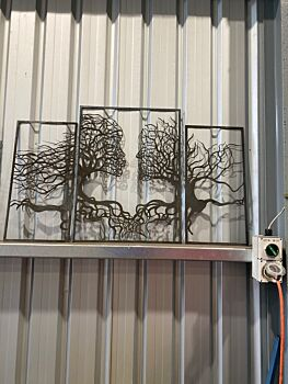 Wall Art Faces And Screens