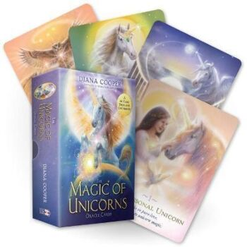 Magic of Unicorns Oracle Cards, The: A 44-Card Deck and Guidebook