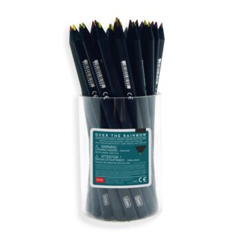 Over The Rainbow - Multicolor Pencil - Display Pack Of 36