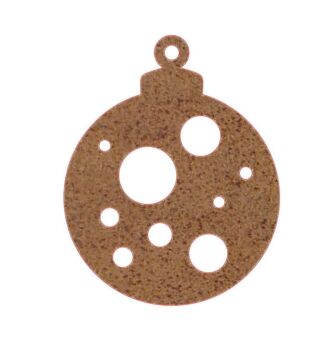 Christmas Bauble Decoration Small One Garden Art