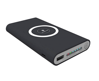 Fast Charge Wireless Charger Powerbank (10,000 mAh)