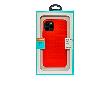 Joyroom Shockproof Phone  Cover For Iphone 11 Pro Red-5.8