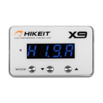 HIKEit X9 Throttle Controller for Chery All Models, Mitsubishi, Dodge, Peugeot, Proton, Fiat, Citroen, Chrysler & Jeep Models