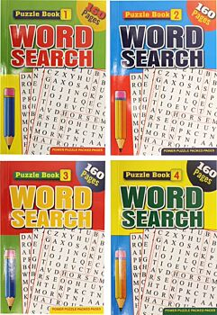 160pg A5 Wordsearch