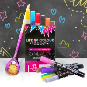 Life of colour